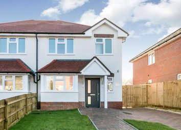 Thumbnail 3 bed semi-detached house for sale in West Clandon, Guildford, Surrey