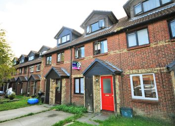 Thumbnail 2 bed maisonette for sale in Reynolds Close, Colliers Wood, London