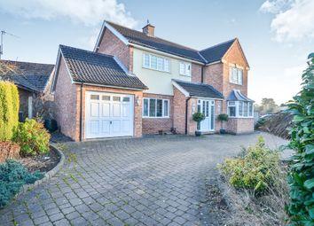 4 bed detached house for sale in Park Crescent, Eastwood, Nottingham NG16