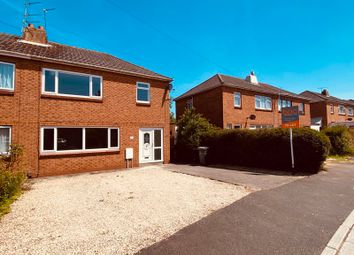 Thumbnail 3 bed semi-detached house to rent in Brockworth Crescent, Frenchay, Bristol