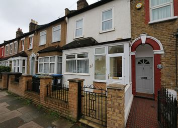Thumbnail 3 bed terraced house to rent in Leighton Road, Enfield, London