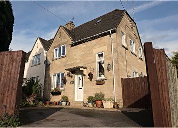 Thumbnail 3 bed semi-detached house for sale in Whiteway View, Cirencester