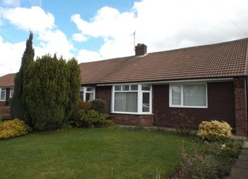 Thumbnail 2 bed bungalow to rent in Lincoln Green, Gosforth, Newcastle Upon Tyne