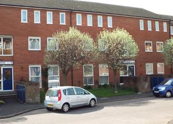 Thumbnail 2 bed flat for sale in Mikern Close, Bletchley, Milton Keynes, Buckinghamshire