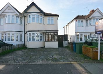Thumbnail 3 bedroom semi-detached house to rent in Rayners Lane, Harrow
