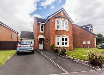 Thumbnail 4 bed detached house for sale in Hardy Grove, Billingham