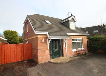 Thumbnail 3 bed detached house for sale in Riverside Court, Glenavy
