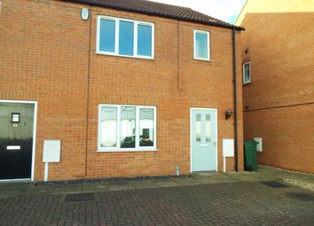 Thumbnail 3 bed end terrace house to rent in Danes Close, Off Ladysmith Road, Grimsby