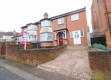 Thumbnail 5 bed semi-detached house for sale in Church Hill Road, Handsworth, West Midlands