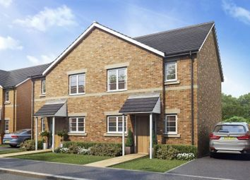 Thumbnail 3 bedroom semi-detached house for sale in Springwood Close, Browney, Durham