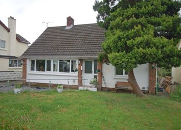 Thumbnail 4 bed detached bungalow for sale in Penrhyncoch, Aberystwyth