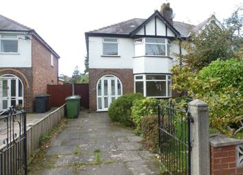 Thumbnail 3 bed semi-detached house to rent in Davenham Road, Formby, Liverpool