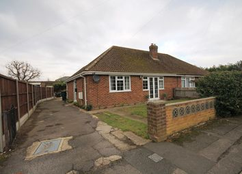 Thumbnail 3 bed semi-detached bungalow for sale in Rokeby Close, Newbury