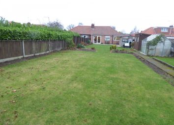 Thumbnail 3 bed bungalow for sale in Gorse Road, Thorpe St. Andrew, Norwich