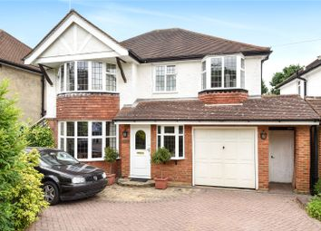 Thumbnail 4 bed detached house for sale in Cuckoo Hill Road, Pinner, Middlesex