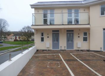 Thumbnail 2 bed end terrace house to rent in Coombe Road Torquay