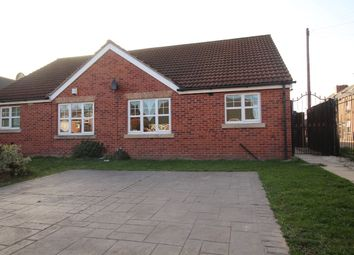 Thumbnail 2 bed bungalow for sale in Cudworth View, Grimethorpe, Barnsley