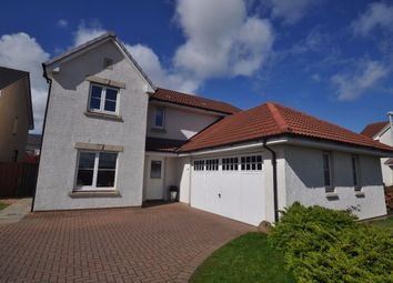 Thumbnail 4 bed detached house for sale in 30 Sandpiper Gardens, Dunfermline