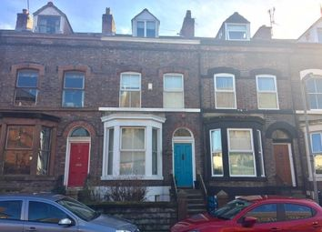 Thumbnail 6 bed terraced house for sale in 42 Chestnut Grove, Wavertree, Liverpool