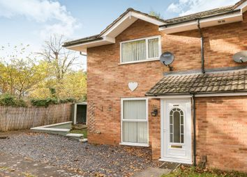 Thumbnail 1 bed end terrace house for sale in Humphries Drive, Kidderminster