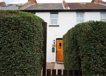 Thumbnail 2 bed terraced house for sale in Beacon Terrace, Hythe