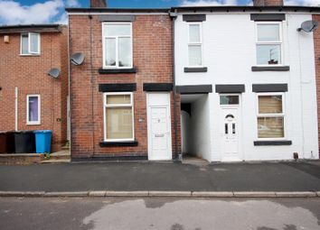 Thumbnail 2 bed end terrace house for sale in Ulverston Road, Sheffield