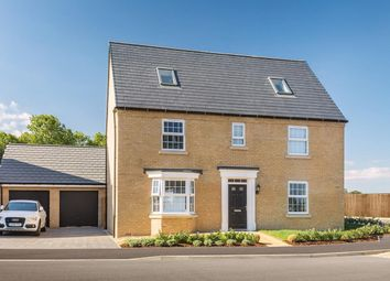 Thumbnail 5 bed detached house for sale in Tudor Road, Bury St Edmunds