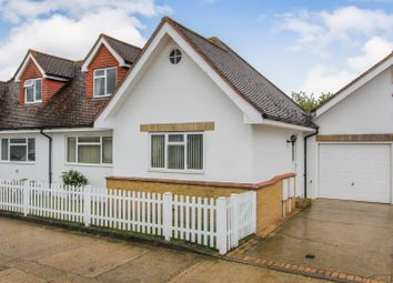 Thumbnail 2 bed semi-detached house for sale in Admiralty Walk, Seasalter, Whitstable