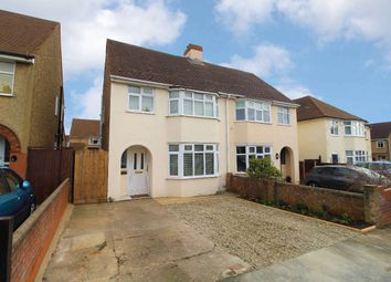 Thumbnail 3 bed semi-detached house for sale in Littledale Street, Kempston