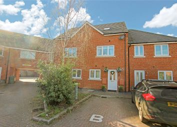 Thumbnail 3 bed town house for sale in Marsden Avenue, Queniborough, Leicester, Leicestershire