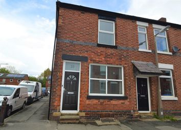 Thumbnail 2 bed end terrace house for sale in Buckingham Street, Stockport