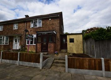 Thumbnail 2 bed end terrace house for sale in St Peters Pavement, Basildon, Essex