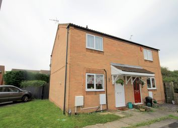 Thumbnail 2 bedroom semi-detached house for sale in Vera Crescent, Rainworth, Mansfield