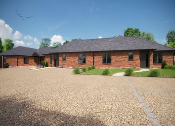 Dunmow Road, Takeley, Bishop's Stortford CM22. 3 bed detached bungalow