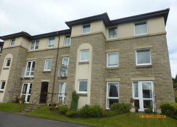 Thumbnail 1 bed flat to rent in Eccles Court No 12 Stirling, Stirling