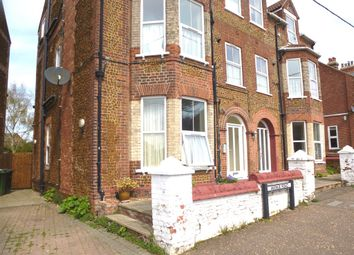 Thumbnail 1 bedroom flat for sale in Avenue Road, Hunstanton