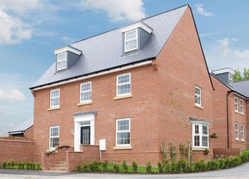 "Thumbnail 5 bed detached house for sale in ""Maddoc"" at Beech Croft, Barlby, Selby"