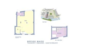 Thumbnail Office to let in Office Unit 2, 15/16 Tannery Square, Canterbury, Kent