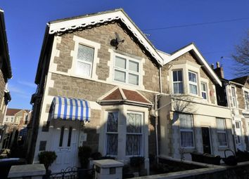 Thumbnail 3 bed semi-detached house for sale in Clevedon Road, Weston-Super-Mare