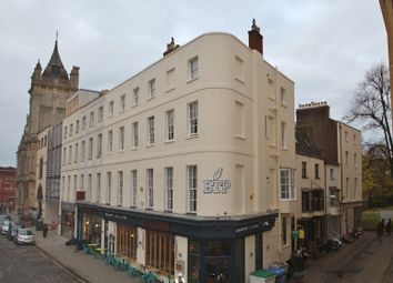 Thumbnail 1 bed flat to rent in Bank House, 45-47 Clarence Street, Cheltenham