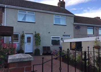 Thumbnail 3 bed terraced house for sale in Phalp Street, South Hetton, County Durham