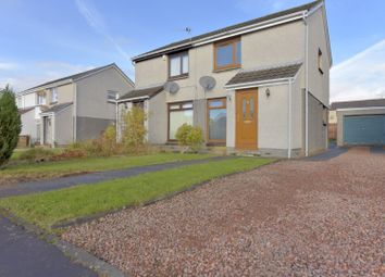 Thumbnail 2 bed semi-detached house for sale in Menteith Drive, Dunfermline