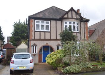 Thumbnail 4 bed detached house for sale in Osterley Avenue, Osterley, Isleworth
