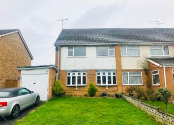 Thumbnail 3 bed semi-detached house for sale in Queens Square, Warwick