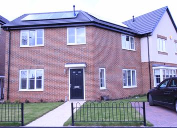 3 bed link-detached house to rent in Hallaton Road, Leicester, Leicester LE5