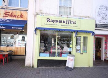 Thumbnail Restaurant/cafe for sale in Church Street, Falmouth