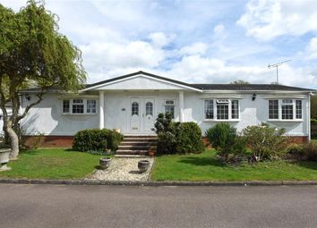 Thumbnail 2 bed mobile/park home for sale in Charmbeck Park, Haveringland, Norwich