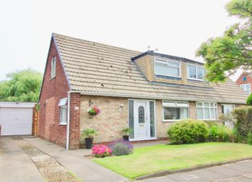 Thumbnail 2 bed semi-detached house for sale in Fens Crescent, Hartlepool