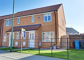 Thumbnail 3 bedroom semi-detached house for sale in Richmond Way, Kingswood, Hull