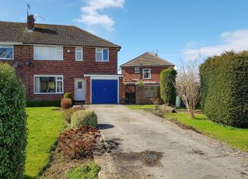 Thumbnail 3 bed semi-detached house to rent in Ashwood Way, Hucclecote, Gloucester